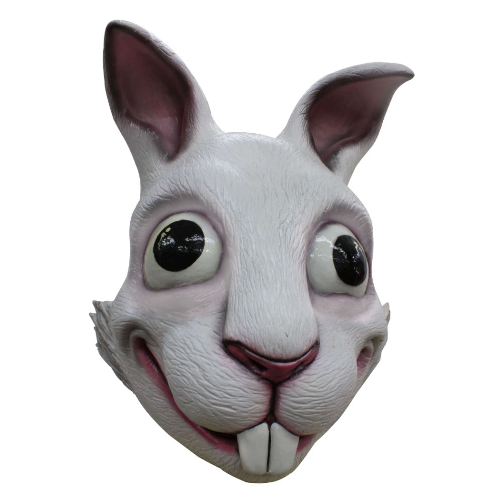 White Rabbit Latex Mask