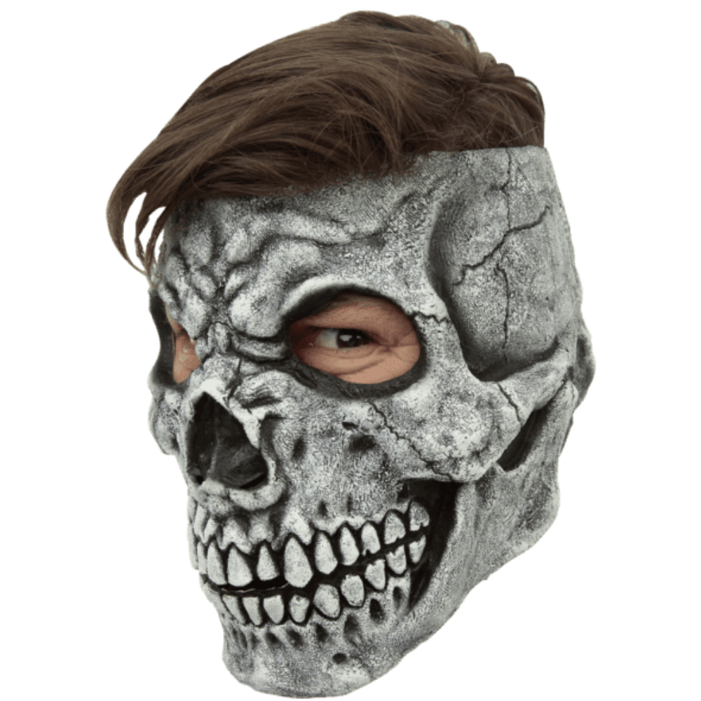 Skull Customizable Hair