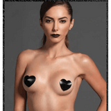 Padded Heart Nipple Covers