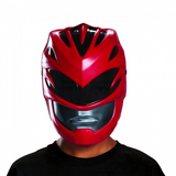 Red Power Ranger Vacuform Mask