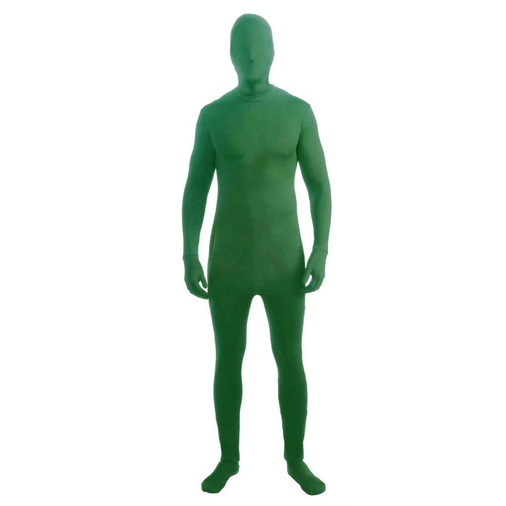 Green Disappearing Man {XL}