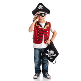 Drawstring Backpack Pirate
