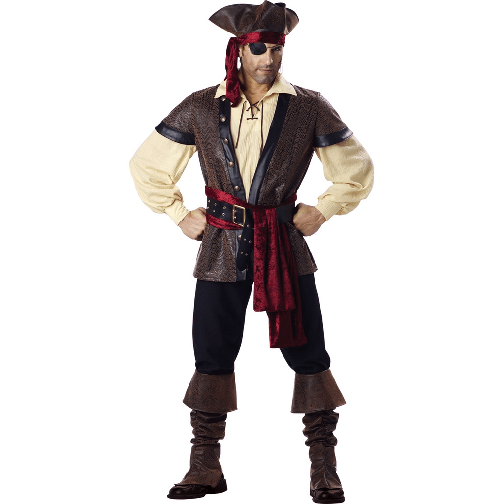 Rustic Pirate {Medium} High End
