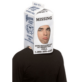 Missing Milk Carton Hood