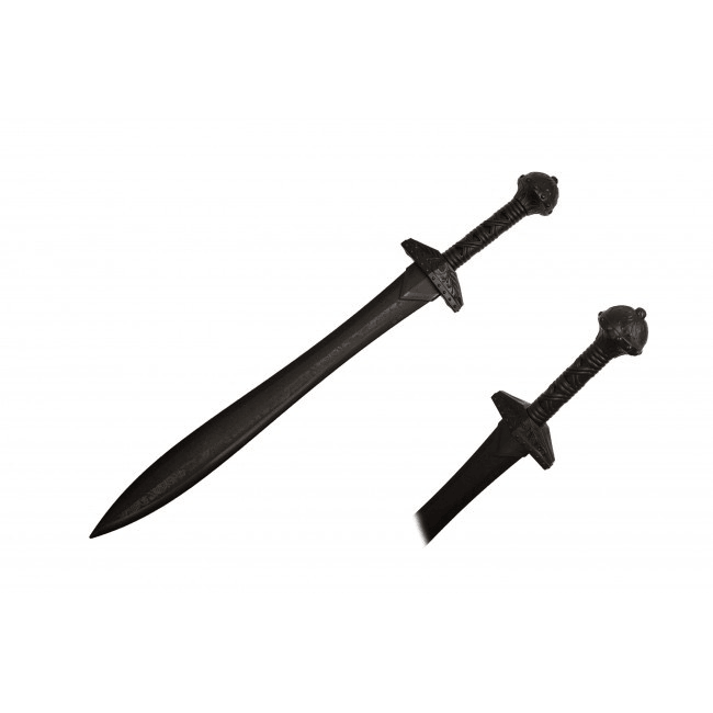 Black Polypropylene Gladius Sword