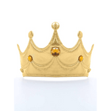 Soft Gold Pincess Crown