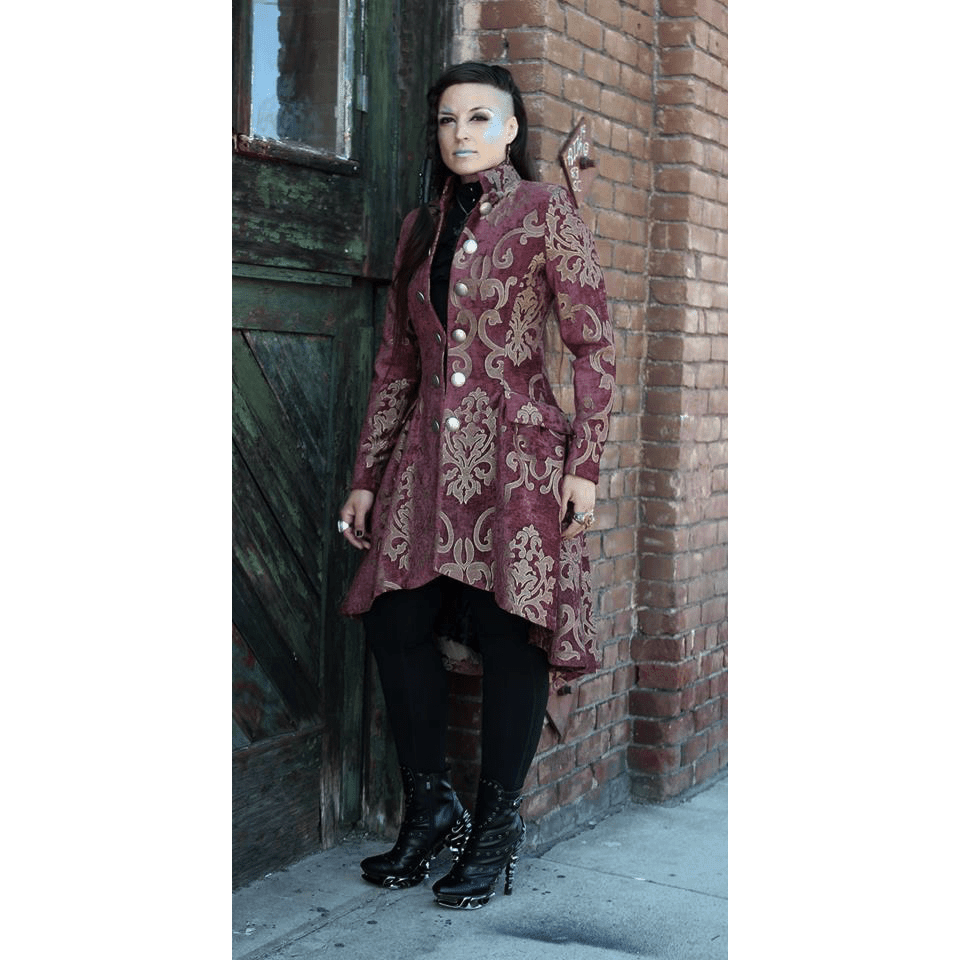 Antique Rose Lionheart Coat
