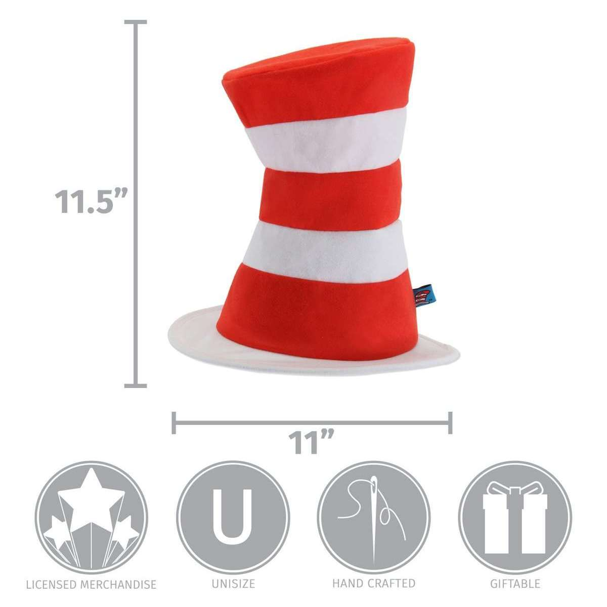 Cat In The Hat Economy Hat