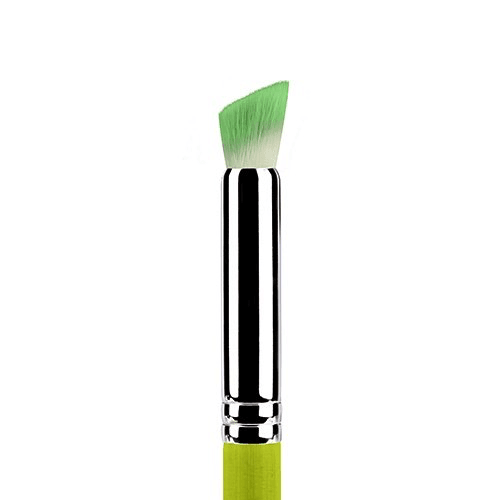 Green Bambu 769 Angled Contour Brush