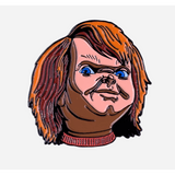 Child's Play 2 - Chucky Pin