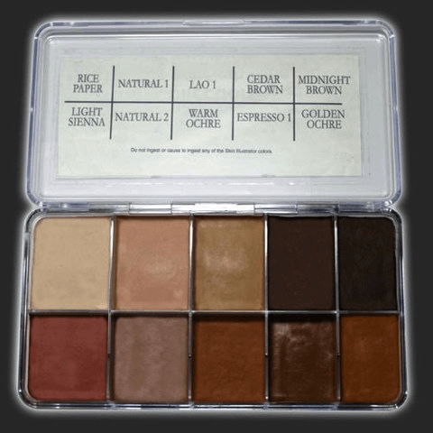 Skin Illustrator NYU Flesh Palette