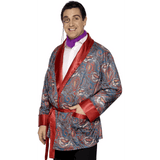 Paisley Smoking Jacket