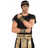 Deluxe Egyptain Male Wristcuffs