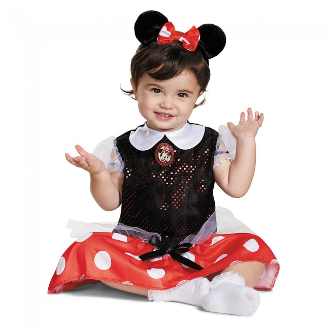 Minnie Mouse-(12-18 Months)