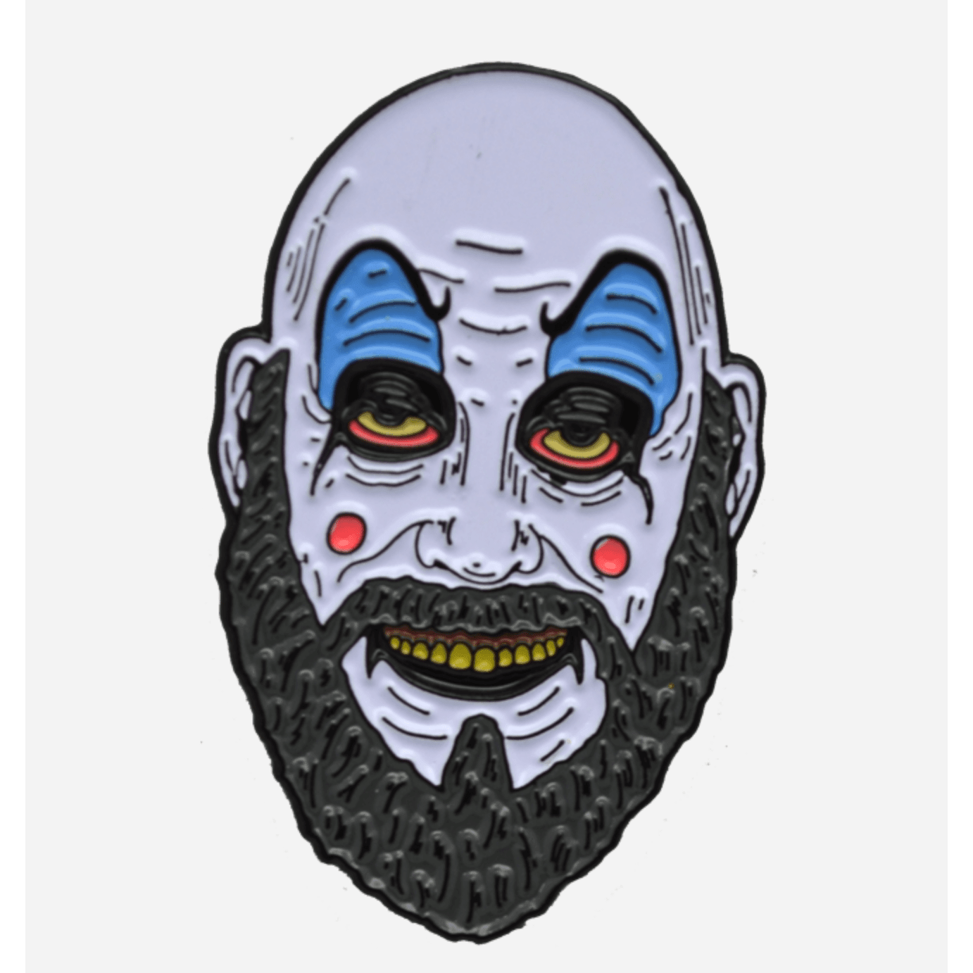 House of 1,000 Corpses Captain Spaulding Pin