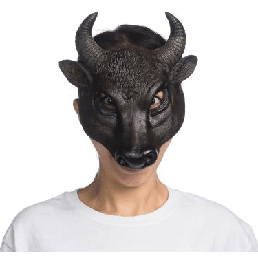 Supersoft Bull Mask