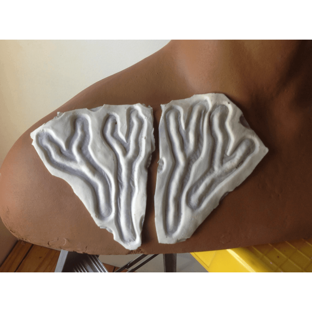 Hand Veins (Left and Right) Foam Latex