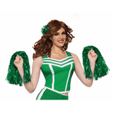 Green Cheerleader Top^