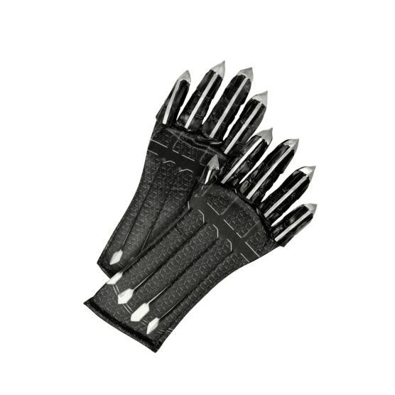 Deluxe Black Panther Child Gloves