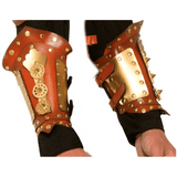 Steampunk Male Wristguards