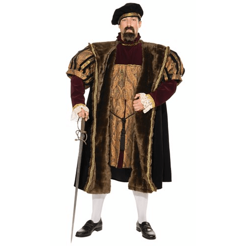 Henry VIII {2XL} High End^