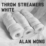 Throw Streamers white (30 Head / 10 pk.) by Alan Wong