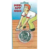Jokers Peel Off Coin