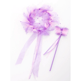 Light Pink/Lilac Fairy Halo and Wand