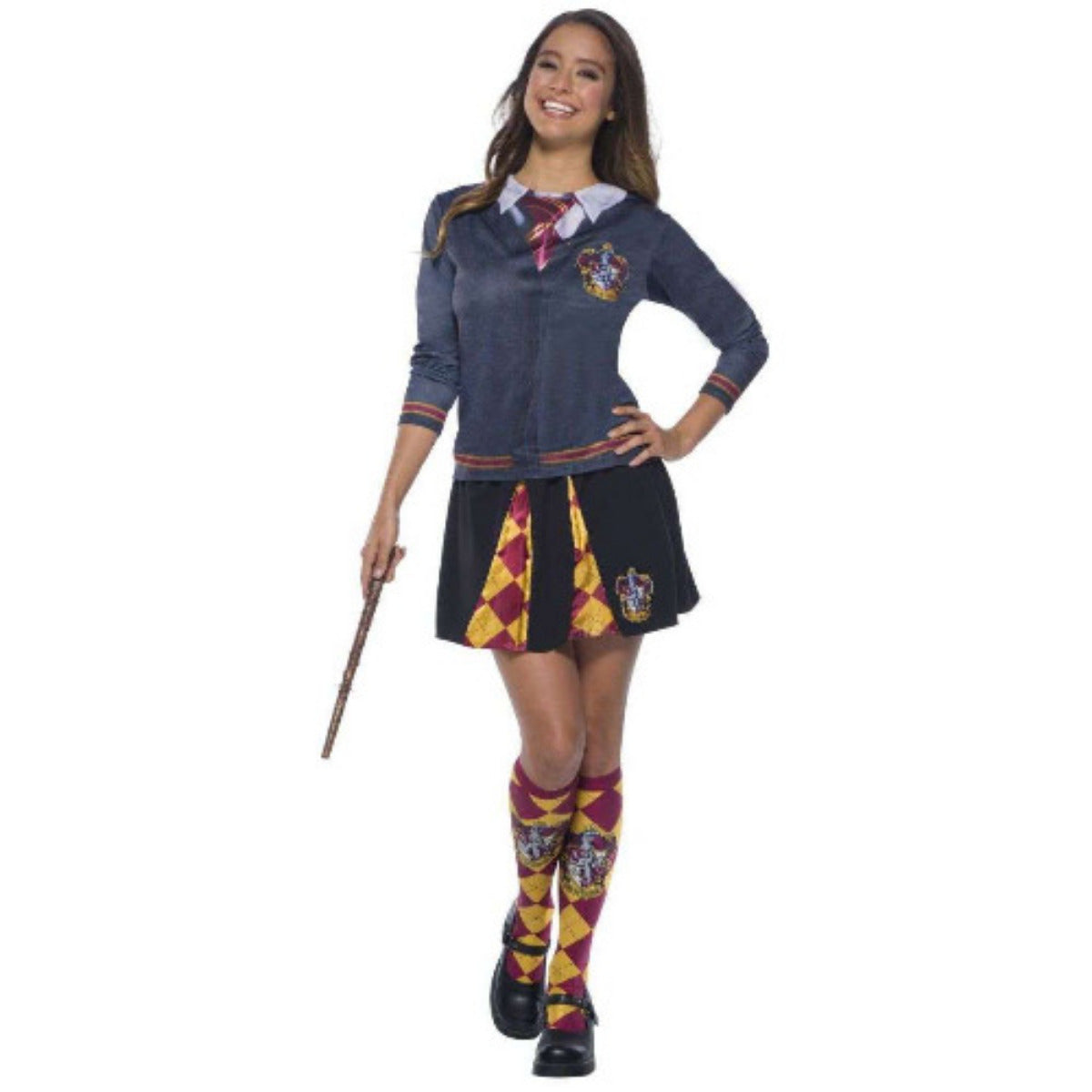 Adult Gryffindor Costume Top