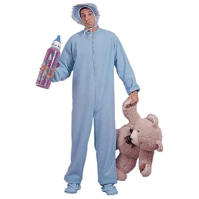 Blue Adult Jammies