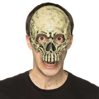 SuperSoft Creepy Skull Mask