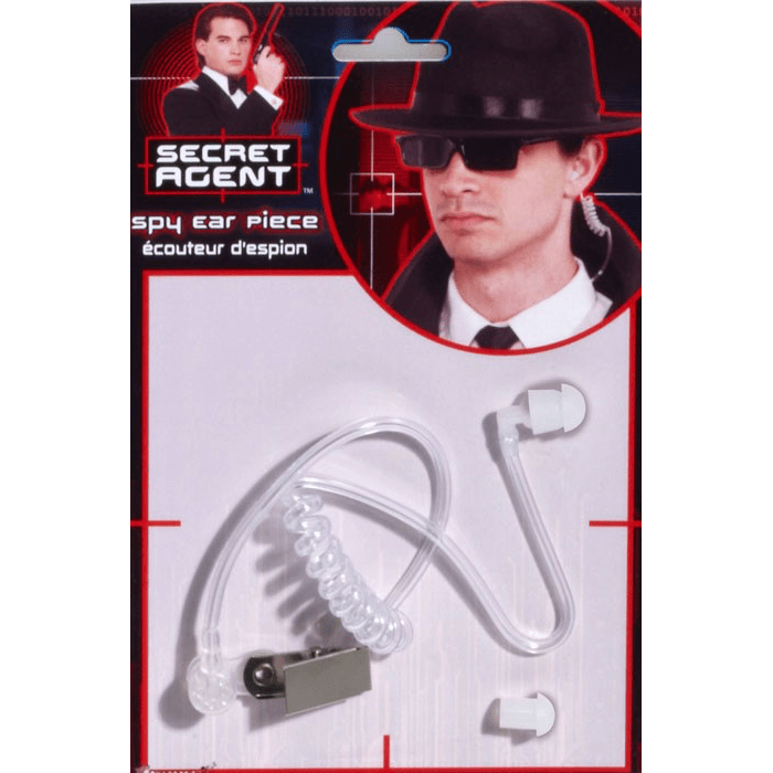 Secret Agent Ear Piece