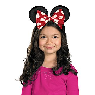 Minnie Mouse Reversible Ears