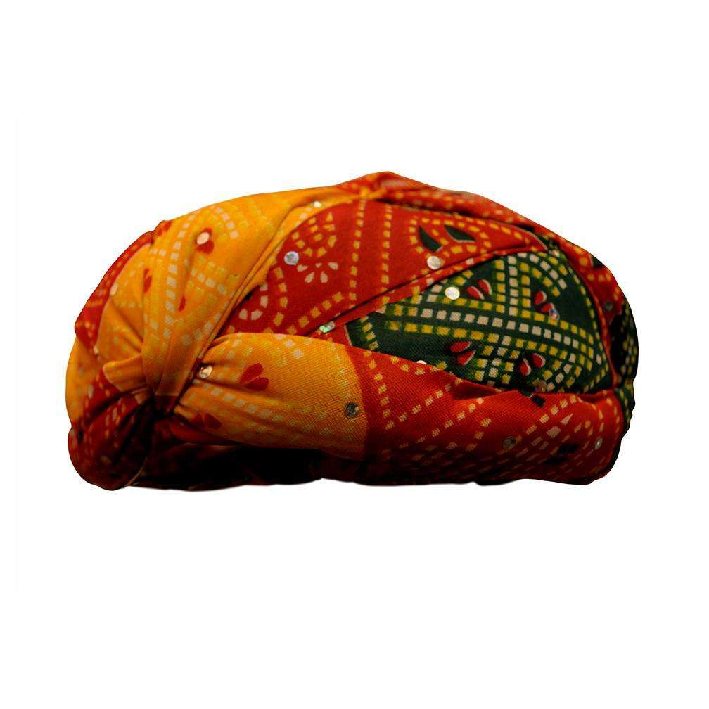 Turban Multi-Color