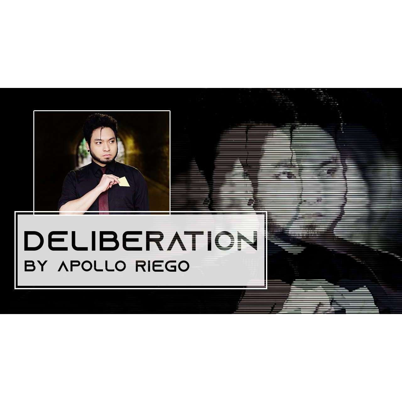 Deliberation by Apollo Riego