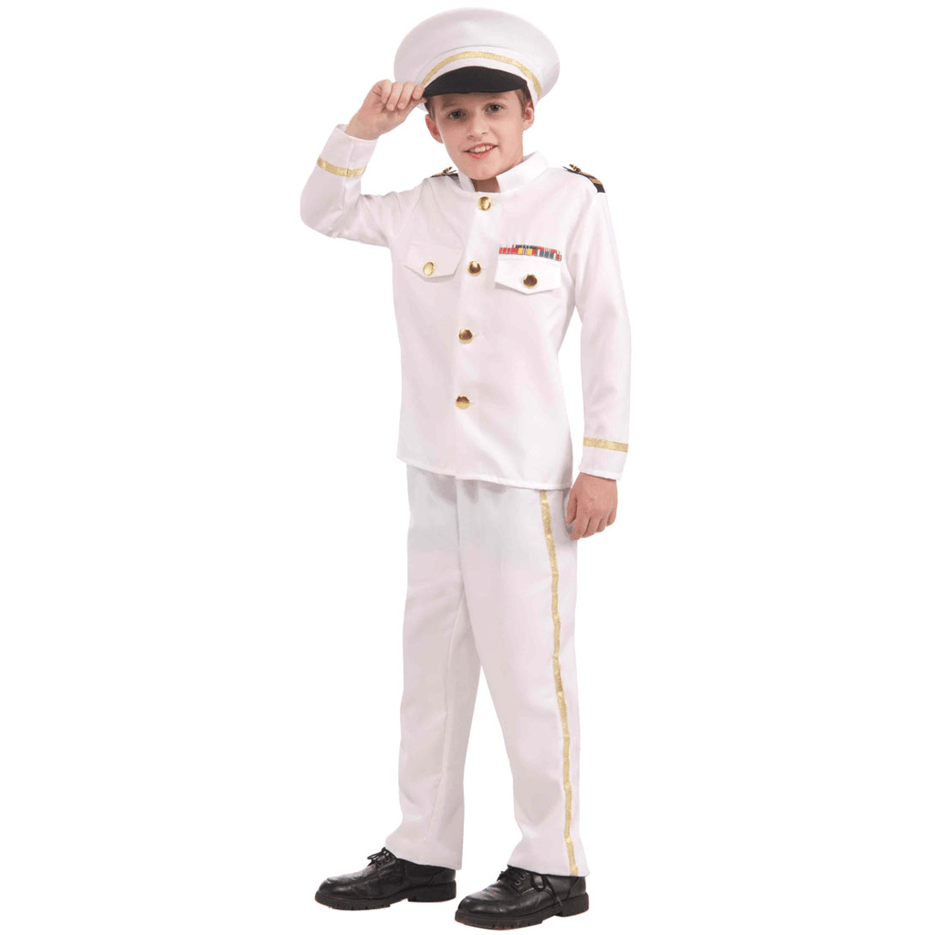 Navy Admiral {Small}