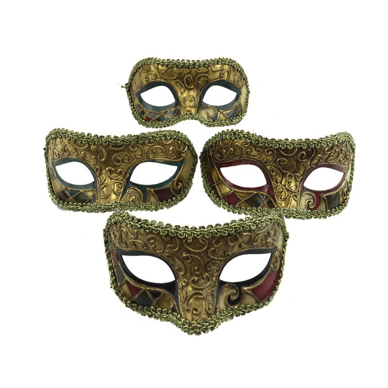Assorted Small Venetian Mask
