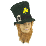 Irish Hat with Attached Beard^