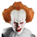 Pennywise Wig with Attached Headpiece