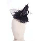 Gothic Headdress with Ship