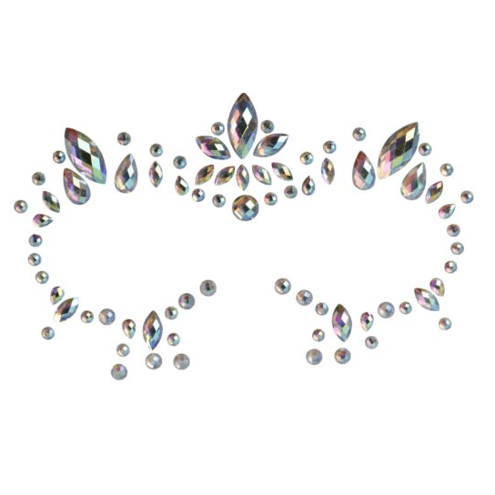 AB Face Jewels