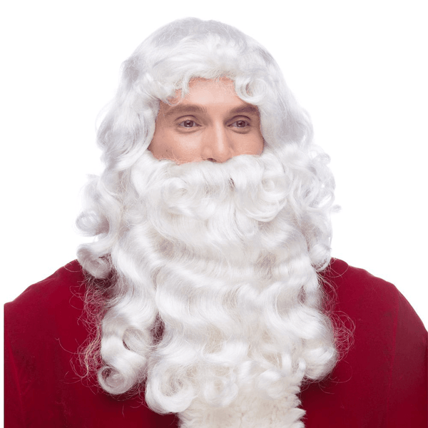 Santa Wig and Beard Sets