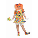 Giggles the Clown Plus Size^