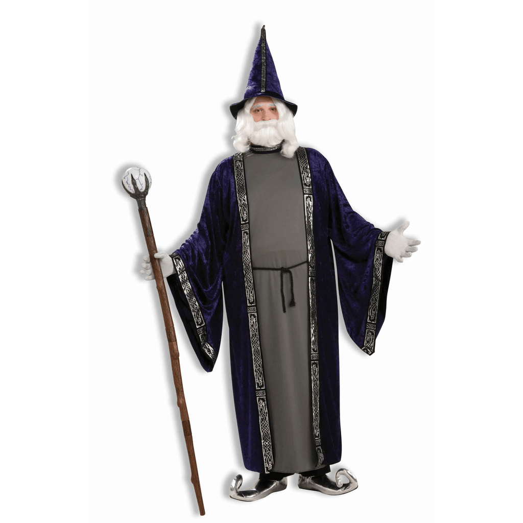 Plus Size Wizard