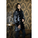 Silver and Black Versailles Coat
