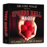 Sponge Ball Magic (DVD and Gimmick)