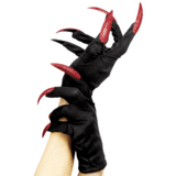 Halloween Gloves with Nails