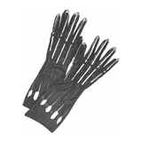 Deluxe Black Panther Adult Gloves