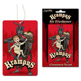 Krampus Cinnamon Scented Air Freshener