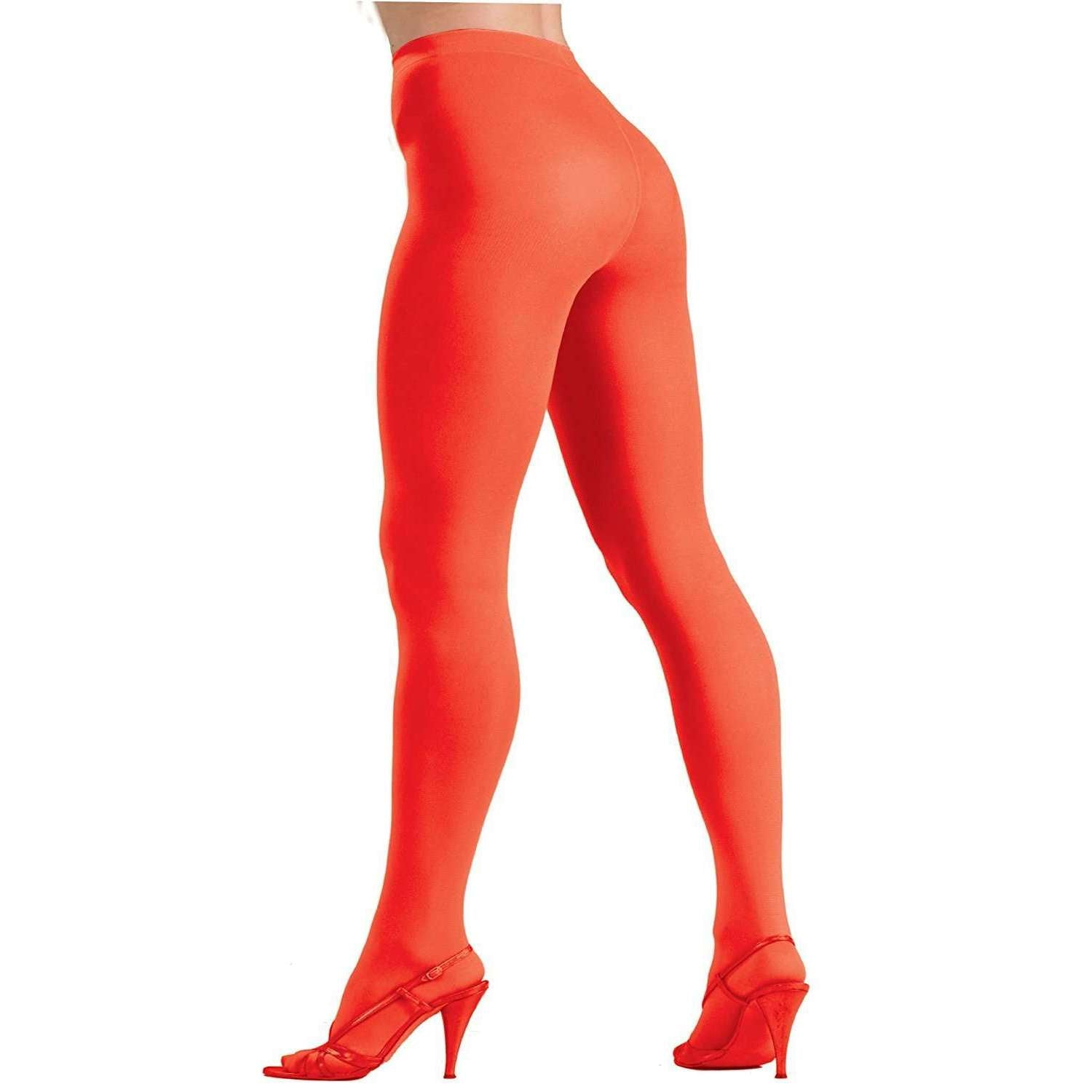 Red Standard Tights